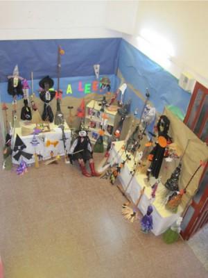Halloween Aulas pasillos y exteriores (5)