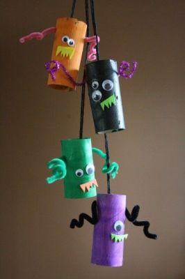 Halloween manualidades para niños (19)