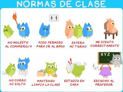 Normas de clase (3)