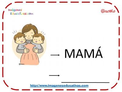 Vocabulario Temático centro de interés casa y familia (4)
