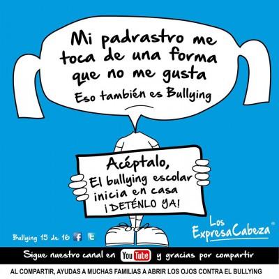 """bullying según """"los expresa Cabeza"""" (13)"""