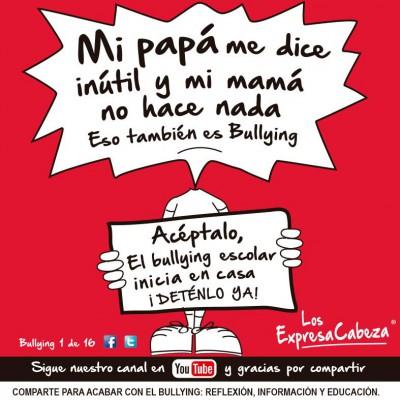 """bullying según """"los expresa Cabeza"""" (2)"""