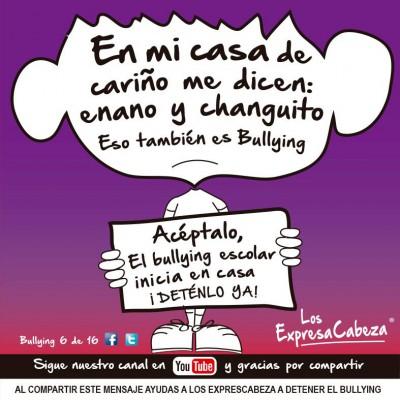 """bullying según """"los expresa Cabeza"""" (5)"""