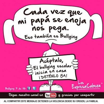 """bullying según """"los expresa Cabeza"""" (7)"""