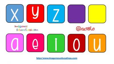Abecedario diferentes formatos y tipos de letras (15)