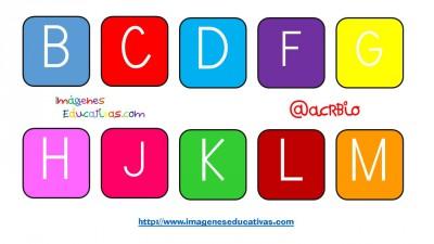 Abecedario diferentes formatos y tipos de letras (4)
