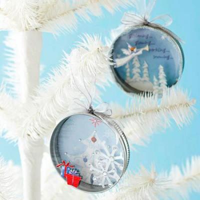 Adornos arbol de navidad manualidades diy (2)