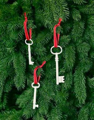Adornos arbol de navidad manualidades diy (29)