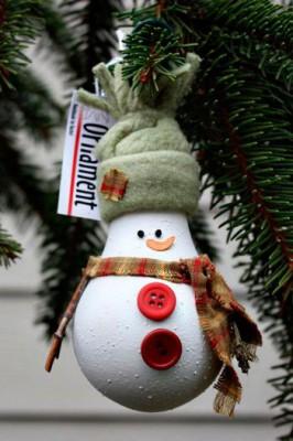 Adornos arbol de navidad manualidades diy (31)