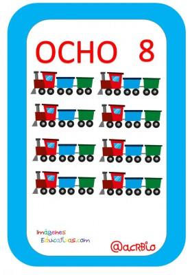 Cartas juguetes números (8)