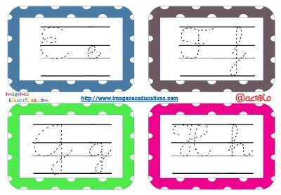 Librito de trazos formato llavero Mestra 4 enlazada (2)