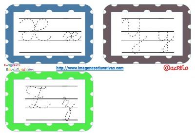 Librito de trazos formato llavero Mestra 4 enlazada (7)