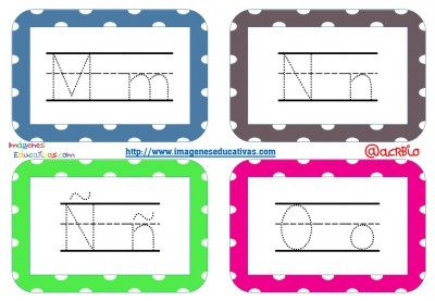 Librito de trazos formato llavero Mestra KG Primary Dots Lined (4)