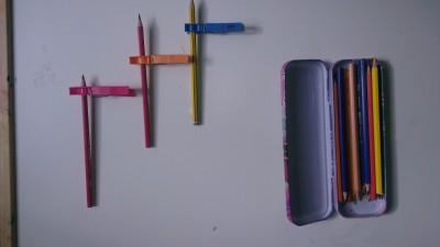 Truco enseñar a coger el lápiz correctamente (8)