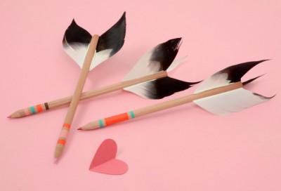 Adornos para lápices Diy (1)