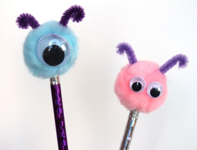 Adornos para lápices Diy (3)