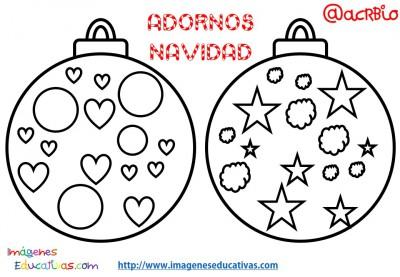 Bolas de navidad colorear (11)