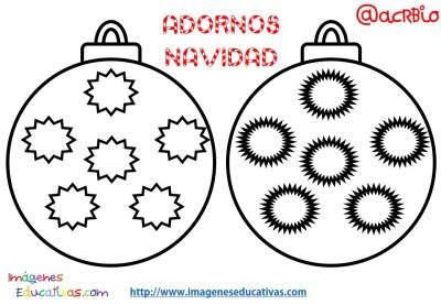 Bolas de navidad colorear (3)