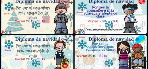 Diplomas Navidad 2015-2016 Portada