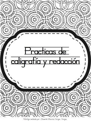 Librito para practicas Caligrafía y Redacción (1)