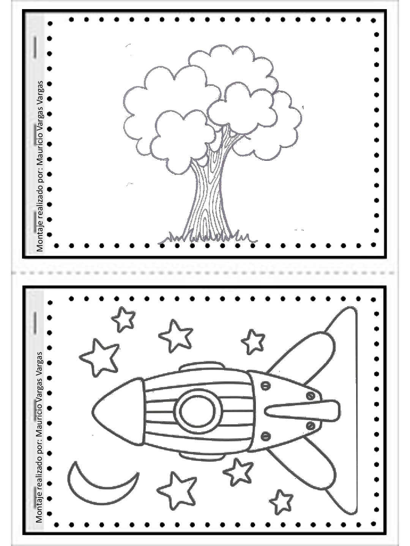 Magnífico Pequeños Libros Para Colorear Cresta - Dibujos Para ...