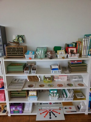 Montessori área de ciencias y naturaleza 5