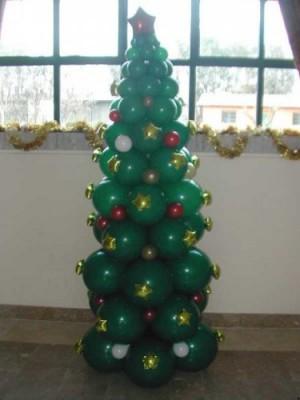 Navidad Globos decoracion (20)