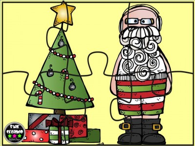 Puzzles Navidad Color  (2)