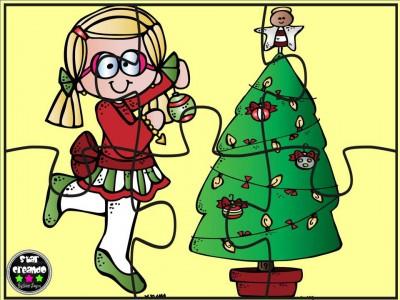 Puzzles Navidad Color  (4)