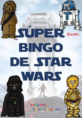 STAR WARS BINGO (1)