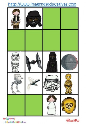 STAR WARS BINGO (16)