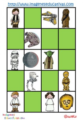 STAR WARS BINGO (17)