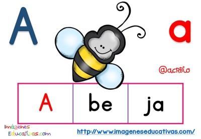ABECEDARIO silábico Imágenes Educativas (1)