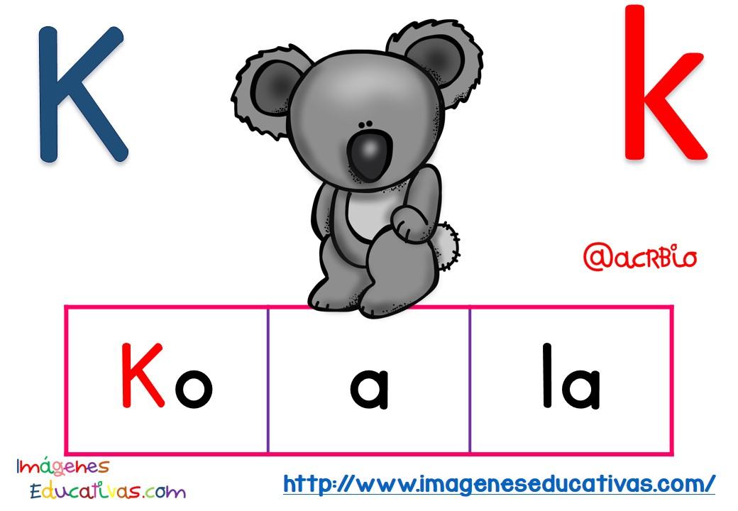 ABECEDARIO silábico Imágenes Educativas (11) – Imagenes ...