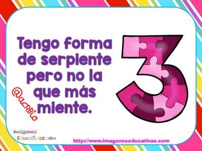 Adivinanzas de números (5)