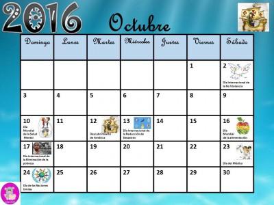 Calendario 2016 con efemérides incluidas. Listo para descargar e imprimir (10)