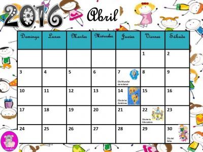 Calendario 2016 con efemérides incluidas. Listo para descargar e imprimir (4)