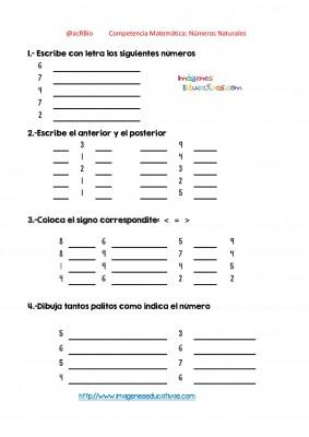 Ejercicios múltiples con números enteros (7)