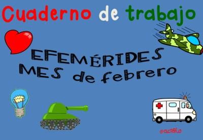 Fichas Cuadernillo Temático Efemérides de Febrero (1)