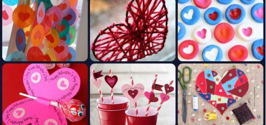 Manualidades Día de San Valentín Portada