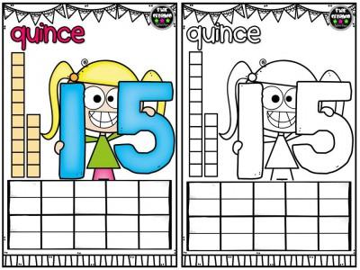 Repasamos los números y nos divertimos coloreando (16)