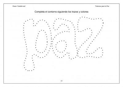 Super Cuaderno Día de la Paz y la No Violencia grafo y colorear (13)