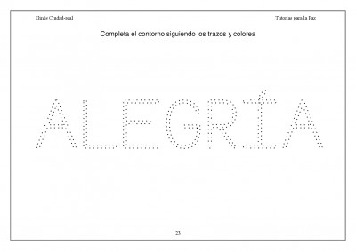 Super Cuaderno Día de la Paz y la No Violencia grafo y colorear (23)