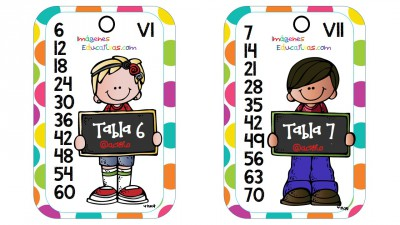 Tablas de multiplicar formato llavero (3)