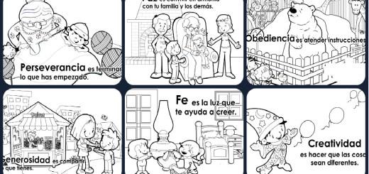 Tarjetas Para Trabajar Y Explicar Los Valores En Clase Imagenes