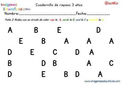 Cuadernillo complementario para 3 años, Educación Preescolar  (2)