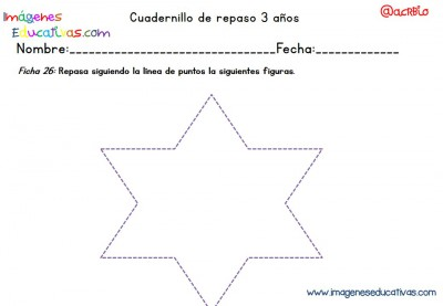 Cuadernillo complementario para 3 años, Educación Preescolar  (26)