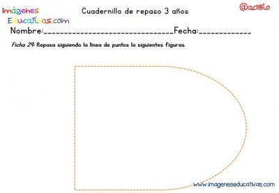 Cuadernillo complementario para 3 años, Educación Preescolar  (29)