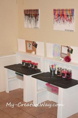 50 ideas y 10 consejos para montar y decorar la zona de for Ideas para decorar mi escritorio