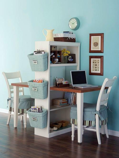 escritorios y zonas de trabajo para nios